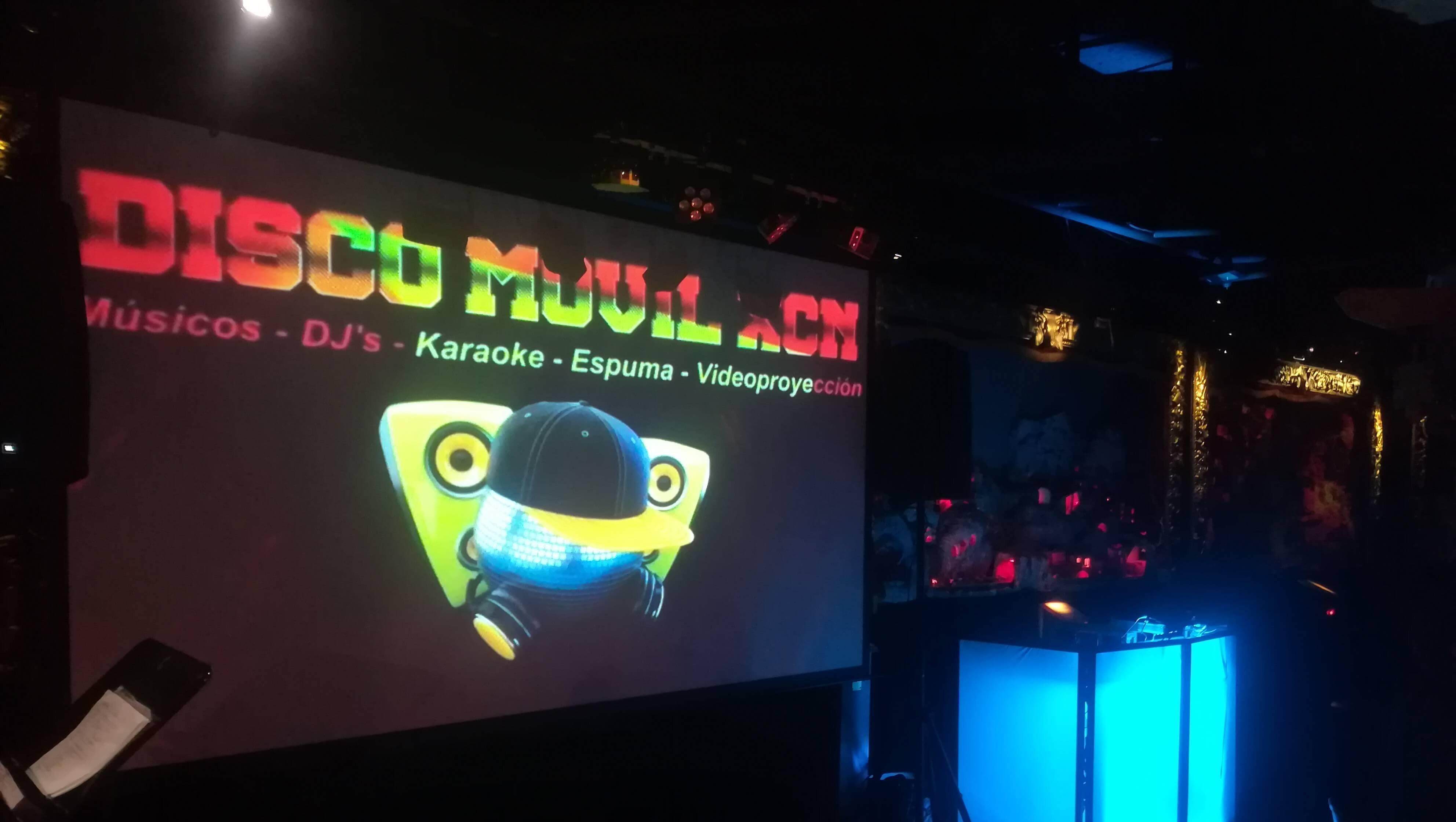 Montaje Karaoke