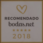 Sello bodas.net 2018